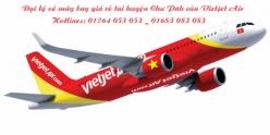 Đại lý vé máy bay giá rẻ tai huyện Chư Păh của Vietjet Air