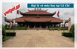Đại lý vé máy bay giá rẻ tại huyện Củ Chi của Vietjet Air