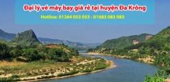 Đại lý vé máy bay giá rẻ tại huyện Đa Krông
