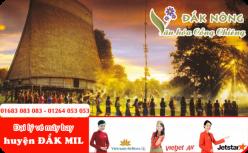 Đại lý vé máy bay giá rẻ tại huyện Đắk Mil bán vé rẻ nhất thị trường Đại lý vé máy bay giá rẻ tại huyện Đắk Mil