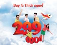 Đại lý vé máy bay giá rẻ tại huyện Diễn Châu của Vietjet Air
