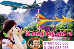 Đại lý vé máy bay giá rẻ tại huyện Đơn Dương