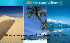 Đại lý vé máy bay giá rẻ tại huyện Đông Hòa của Vietnam Airlines