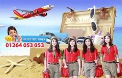 Đại lý vé máy bay giá rẻ tại huyện Đồng Hỷ của Vietjet Air - Uy tín, chuyên nghiệp Đại lý vé máy bay giá rẻ tại huyện Đồng Hỷ của Vietjet Air