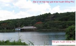 Đại lý vé máy bay giá rẻ tại huyện Đồng Phú
