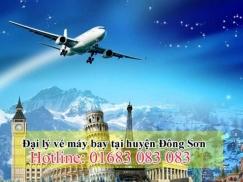 Đại lý vé máy bay giá rẻ tại huyện Đông Sơn