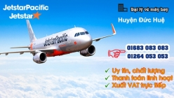 Đại lý vé máy bay giá rẻ tại huyện Đức Huệ của Jetstar uy tín và chuyên nghiệp Đại lý vé máy bay giá rẻ tại huyện Đức Huệ của Jetstar