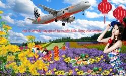 Đại lý vé máy bay giá rẻ tại huyện Đức Trọng của Jetstar
