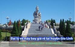 Đại lý vé máy bay giá rẻ tại huyện Gio Linh