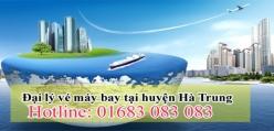 Đại lý vé máy bay giá rẻ tại huyện Hà Trung