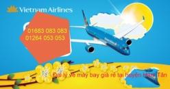 Đại lý vé máy bay giá rẻ tại huyện Hàm Tân của Vietnam Airlines uy tín hàng đầu Đại lý vé máy bay giá rẻ tại huyện Hàm Tân của Vietnam Airlines