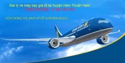 Đại lý vé máy bay giá rẻ tại huyện Hàm Thuận Nam của Vietnam Airlines chuyên nghiệp Đại lý vé máy bay giá rẻ tại huyện Hàm Thuận Nam của Vietnam Airlines