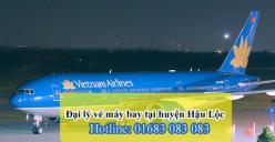 Đại lý vé máy bay giá rẻ tại huyện Hậu Lộc