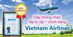 Đại lý vé máy bay giá rẻ tại huyện Hiệp Đức của Vietnam Airlines