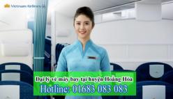 Đại lý vé máy bay giá rẻ tại huyện Hoằng Hóa của Vietnam Airlines Đại lý vé máy bay giá rẻ tại huyện Hoằng Hóa của Vietnam Airlines