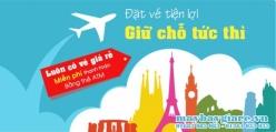 Đại lý vé máy bay giá rẻ tại thành phố Bạc Liêu của Vietjet Air đang có khuyến mãi lớn Đại lý vé máy bay giá rẻ tại thành phố Bạc Liêu của Vietjet Air