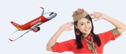 Đại lý vé máy bay giá rẻ tại huyện Hưng Nguyên của Vietjet Air