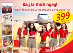 Đại lý vé máy bay giá rẻ tai huyện Kbang của Vietjet Air