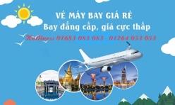 Đại lý vé máy bay giá rẻ tại huyện Kông Chro của Vietnam Airlines Đại lý vé máy bay giá rẻ tại huyện Kông Chro của Vietnam Airlines