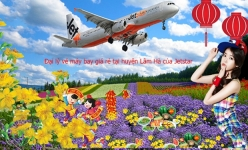 Đại lý vé máy bay giá rẻ tại huyện Lâm Hà của Jetstar Đại lý vé máy bay giá rẻ tại huyện Lâm Hà của Jetstar