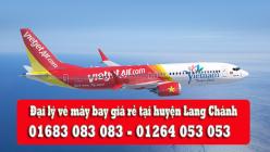 Đại lý vé máy bay giá rẻ tại huyện Lang Chánh của Vietjet Air Đại lý vé máy bay giá rẻ tại huyện Lang Chánh của Vietjet Air