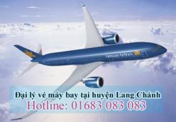 Đại lý vé máy bay giá rẻ tại huyện Lang Chánh