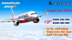 Đại lý vé máy bay giá rẻ tại huyện Lộc Ninh của Jetstar