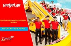 Đại lý vé máy bay giá rẻ tại huyện Lộc Ninh của Vietjet Air