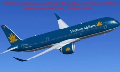 Đại lý vé máy bay giá rẻ tại huyện Mang Yang của Vietnam Airlines Đại lý vé máy bay giá rẻ tại huyện Mang Yang của Vietnam Airlines