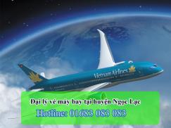 Đại lý vé máy bay giá rẻ tại huyện Ngọc Lặc của Vietnam Airlines