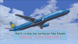 Đại lý vé máy bay giá rẻ tại huyện Như Thanh