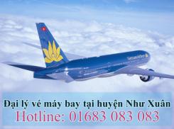 Đại lý vé máy bay giá rẻ tại huyện Như Xuân