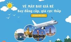 Đại lý vé máy bay giá rẻ tại huyện Phú Bình của Vietnam Airlines - Uy tín, chuyên nghiệp Đại lý vé máy bay giá rẻ tại huyện Phú Bình của Vietnam Airlines