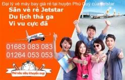 Đại lý vé máy bay giá rẻ tại huyện Phú Quý của Jetstar uy tín hàng đầu Đại lý vé máy bay giá rẻ tại huyện Phú Quý của Jetstar