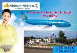 Đại lý vé máy bay giá rẻ tại huyện Phú Riềng của Vietnam Airlines
