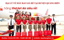 Đại lý vé máy bay giá rẻ tại huyện Quảng Điền của Vietjet Air Huế bán vé rẻ nhất, xuất VAT trực tiếp Đại lý vé máy bay giá rẻ tại huyện Quảng Điền của Vietjet Air