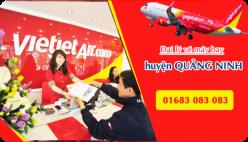Đại lý vé máy bay giá rẻ tại huyện Quảng Ninh của Vietjet Air bán vé rẻ nhất thị trường Đại lý vé máy bay giá rẻ tại huyện Quảng Ninh của Vietjet Air