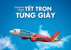 Đại lý vé máy bay giá rẻ tại huyện Quế Phong của Vietjet Air
