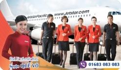 Đại lý vé máy bay giá rẻ tại huyện Quế Võ của Jetstar bán vé rẻ nhất thị trường Đại lý vé máy bay giá rẻ tại huyện Quế Võ của Jetstar