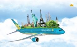 Đại lý vé máy bay giá rẻ tại huyện Sơn Hòa của Vietnam Airlines