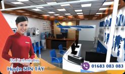 Đại lý vé máy bay giá rẻ tại huyện Sơn Tây bán vé rẻ nhất thị trường Đại lý vé máy bay giá rẻ tại huyện Sơn Tây