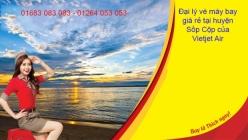 Đại lý vé máy bay giá rẻ tại huyện Sốp Cộp của Vietjet Air uy tín hàng đầu Đại lý vé máy bay giá rẻ tại huyện Sốp Cộp của Vietjet Air