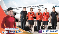 Đại lý vé máy bay giá rẻ tại huyện Tam Đảo của Jetstar bán vé rẻ và chuyên nghiệp Đại lý vé máy bay giá rẻ tại huyện Tam Đảo của Jetstar