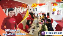 Đại lý vé máy bay giá rẻ tại huyện Tam Dương của Vietjet Air bán vé rẻ và chuyên nghiệp Đại lý vé máy bay giá rẻ tại huyện Tam Dương Vĩnh Phúc của Vietjet Air