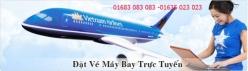 Đại lý vé máy bay giá rẻ tại huyện Tân Kỳ