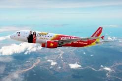 Đại lý vé máy bay giá rẻ tại huyện Tân Kỳ của Vietjet Air