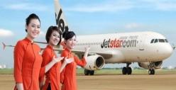Đại lý vé máy bay giá rẻ tại huyện Tân Yên của Jetstar