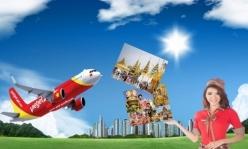 Đại lý vé máy bay giá rẻ tại huyện Thăng Bình của Vietjet Air cam kết giá rẻ nhất Đại lý vé máy bay giá rẻ tại huyện Thăng Bình của Vietjet Air