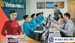 Đại lý vé máy bay giá rẻ tại huyện Thanh Sơn của Vietnam Airlines bán vé rẻ và chuyên nghiệp Đại lý vé máy bay giá rẻ tại huyện Thanh Sơn của Vietnam Airlines
