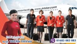 Đại lý vé máy bay giá rẻ tại huyện Thuận Thành của Jetstar bán vé rẻ nhất thị trường Đại lý vé máy bay giá rẻ tại huyện Thuận Thành của Jetstar